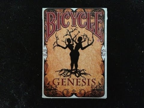 Deck Review: Bicycle Genesis