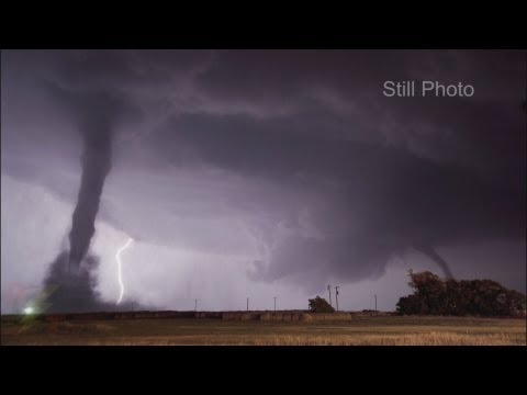 "Rolling Thunder: ""True Storm Chasing Stories""- La Crosse, KS Tornadoes 2012"