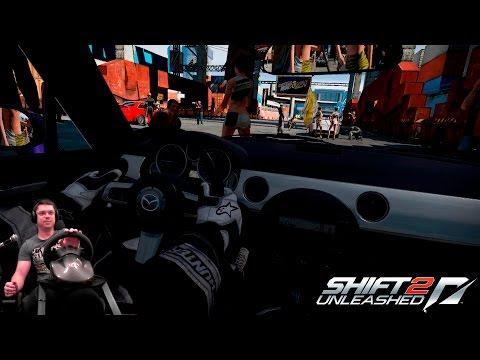 Tour du Monde Mazda MX-5   Прохождение Need for Speed Shift 2 Unleashed