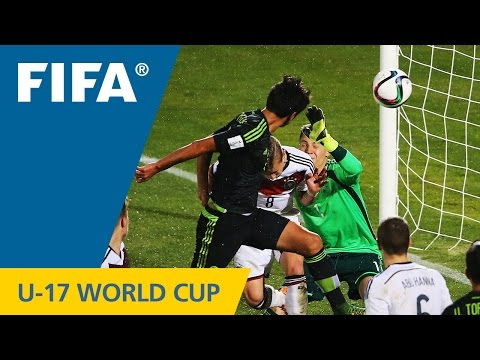 Highlights: Germany v. Mexico - FIFA U17 World Cup Chile 2015