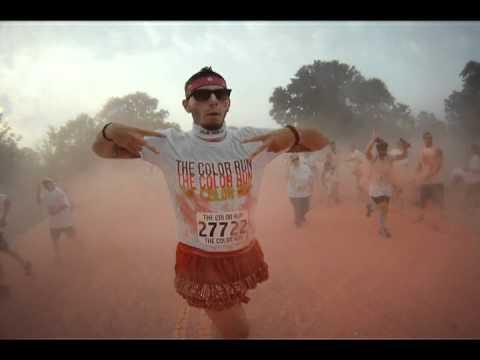 The Color Run Philadelphia 2012