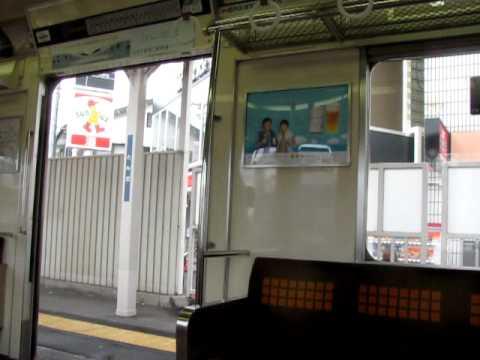【大阪市営地下鉄・阪急京都線】66系扉開閉2 ドアチャイムあり