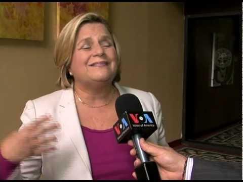 Ileana Ros-Lehtinen habla sobre la CIDH