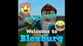 Kitchen Tour   Welcome to Bloxburg [BETA]