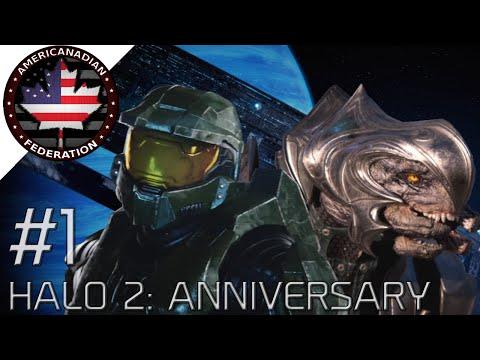 Halo 2: Anniversary [Part 1] Johnson's Magic Trousers
