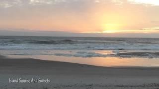 Island Sunrise - Ocean Sunrise