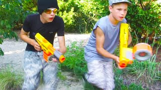 Nerf Squad 7: Beach Attack