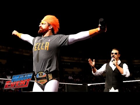 miz Tv With Special Guest Sheamus: Wwe Main Event, October 14, 2014 video