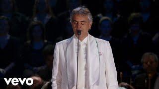 Andrea Bocelli Andrea Griminelli Funiculì Funiculà Live From Central Park Usa 2011