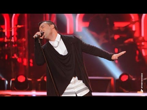 'Blurred Lines'   Robin Thicke Performs Live On The Voice (Australia) 9AqTt2GTH picture