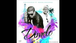 Don Miguelo Ft Wason Brazoban - Dimelo (Audio Oficial)
