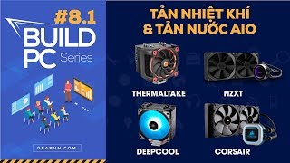 Nên mua Tản nhiệt nước hay Tản nhiệt khí cho CPU?   GVN BUILD PC #8-1