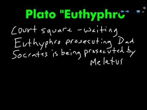 what is pious in religion based on platos euthyphro Euthyphro concedes this point, although it is now clear he is beginning to be annoyed with socrates the two men continue their discussion, and after some twists and turns, they conclude that that which is pious is loved by all the gods and that which is impious is hated by all the gods.
