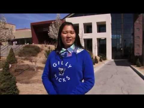 Truckee Meadows Community College Int'l Student Video Series - Kanako