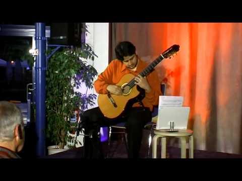 Valsienne: arrangement Marco Pereira by Erik de Lucena Pronk