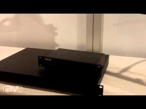 CEDIA 2013: Korus Premiers its Multi-Room Audio System