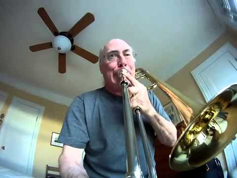 Trombone  Silliness (Original- NO ads!)