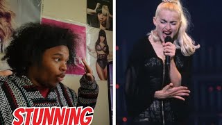Madonna- Like A Prayer Live Blonde Ambition Tour (REACTION)