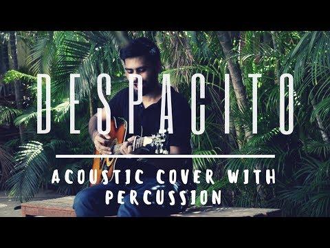 download lagu Despacito Cover  Guitar Percussion - Luis Fonsi, Daddy gratis