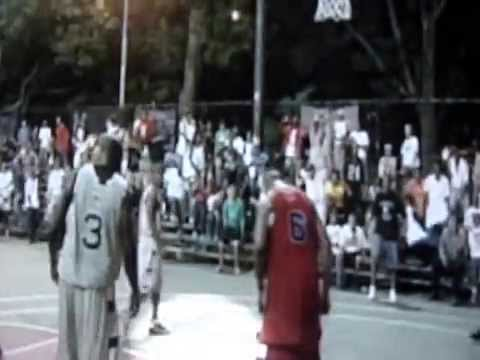 JR SMITH Part 2 (Rucker Park)