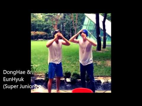 Als Ice Bucket Challenge By Korean Celebs (part 1) video