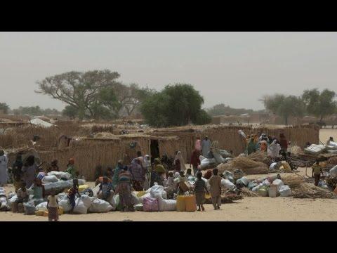 UNHCR helps Nigeria refugees who fled Boko Haram find safe haven