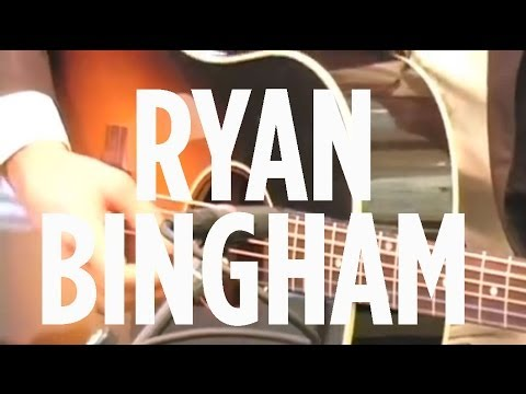 "Ryan Bingham ""The Weary Kind"" from ""Crazy Heart"" Live on SiriusXM Outlaw Country"