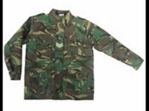 USMC Snow Camouflage Uniform - HyperStealth Biotechnology Corp.