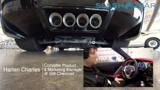 2015 Corvette Z06 Convertible Exhaust Sound
