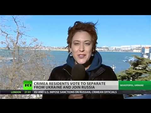 Russia recognizes Crimea as independent state