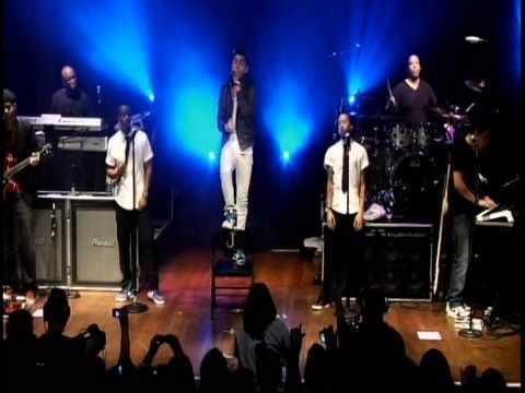 Jesse McCartney Jesse McCartney Live Nation Yahoo Screen part 2