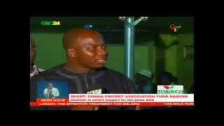 Ghana Cricket Association Fund Raising