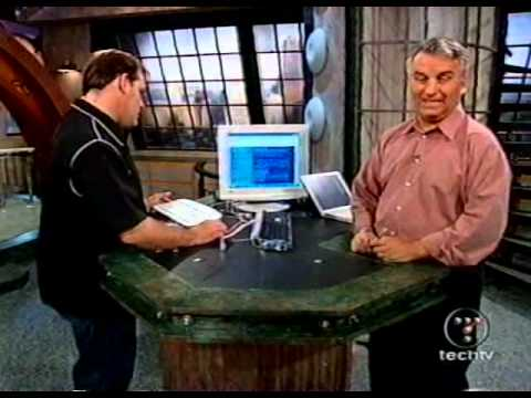 The Screen Savers - First Show on New Set - 9/23/2002 - 90 Min Episode...