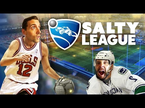 SALTY LEAGUE - Rocket League Gameplay