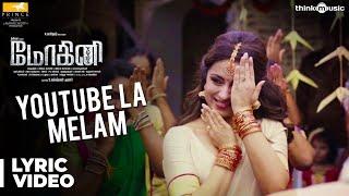 Mohini Songs | Youtube La Melam Song with Lyrics | Trisha | R. Madhesh | Vivek Mervin