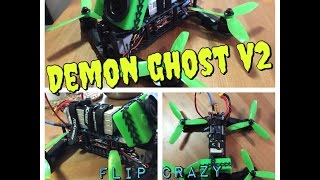 Demon Ghost v2 - flip crazy at Gdansk - DALPROP TRIBLADE 5045