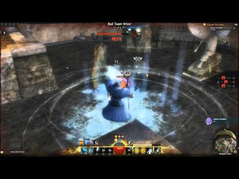 """Tank"" Elementalist PvP - Guild Wars 2 BWE1"
