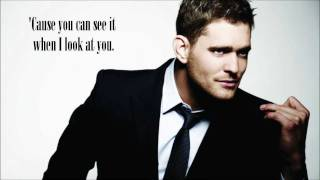 Michael Buble Video - Michael Bublé - Everything [Lyrics]