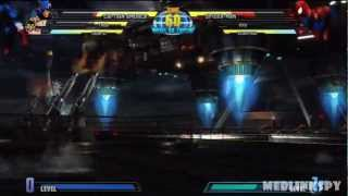 Gamer Girl Ultimate Marvel vs Capcom 3 Gameplay Tournament