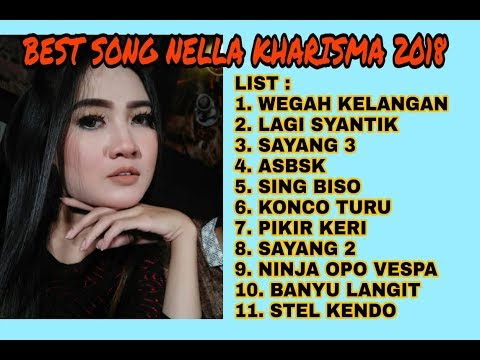 Download FULL ALBUM NELLA KHARISMA WEGAH KELANGAN Mp4 baru