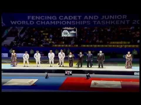 Behind the scenes at the Cadet & Junior World Championships in Tashkent