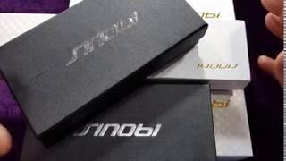 Sinobi Quartz watches review.