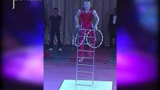 LADDER ACROBATIC  - CIRCUS | JEAN-FERRY
