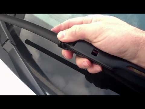 Chevy Traverse Wiper Replacements