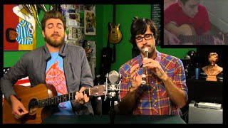 Good Mythical Morning Mail Song Cover (Beans Around the Fire)