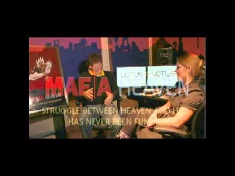 TME Interviews David S Zucker for Mafia Heaven