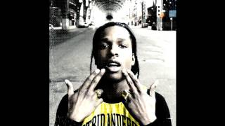 Watch Asap Rocky Same Bitch (Ft. Trey Songz) video