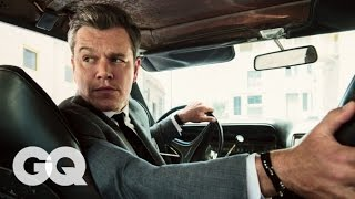 8 Interesting Things We Now Know About Matt Damon | GQ