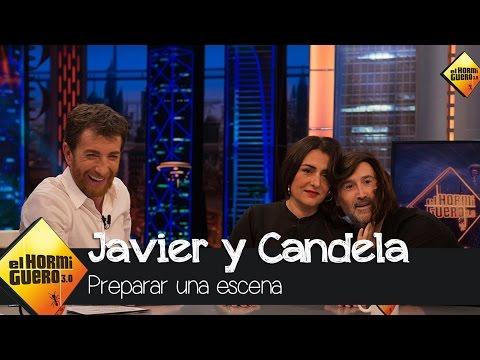 ¿Cómo prepara Candela Peña las escenas en las que hace el papel de borracha? - El Hormiguero 3.0