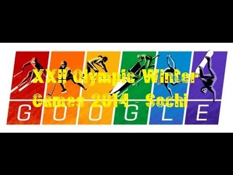 2014 Winter Olympics in Sochi, Russia - Olympic Charter - Rainbow Doodle for Gay Rights